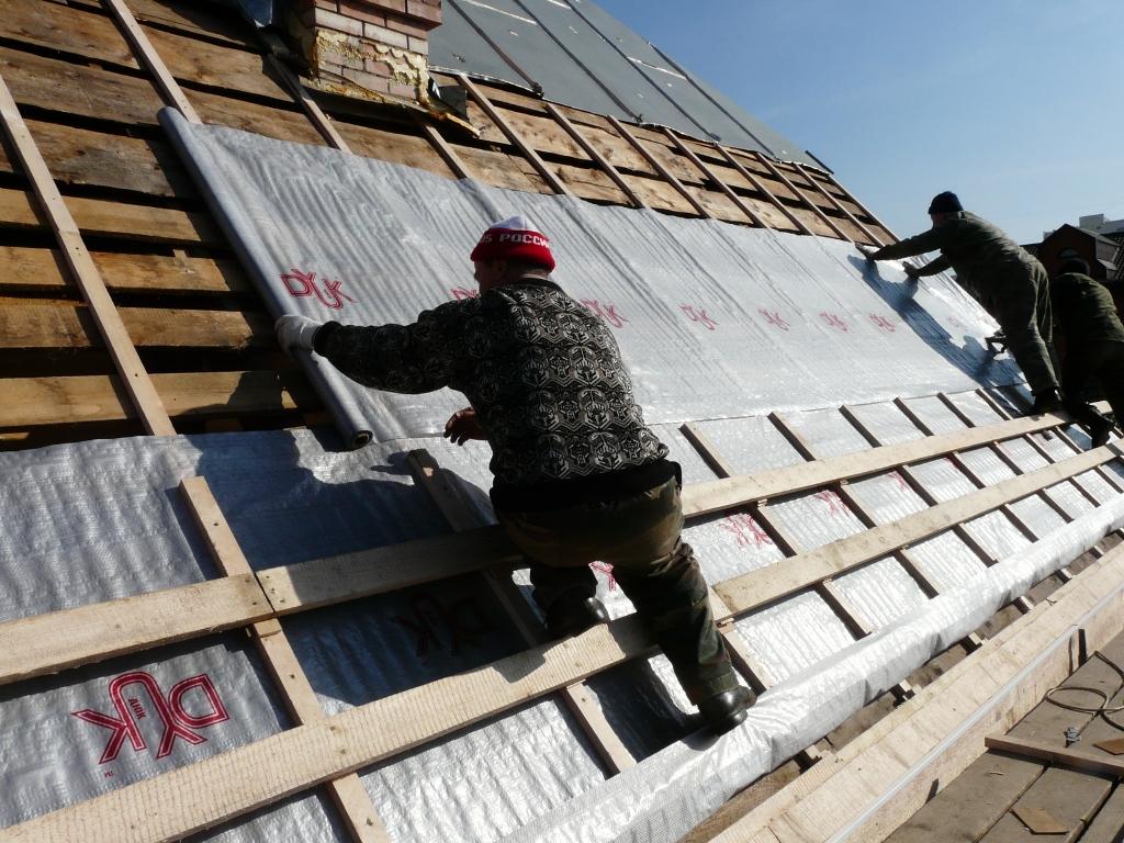 Как перестелить крышу дома своими руками 2