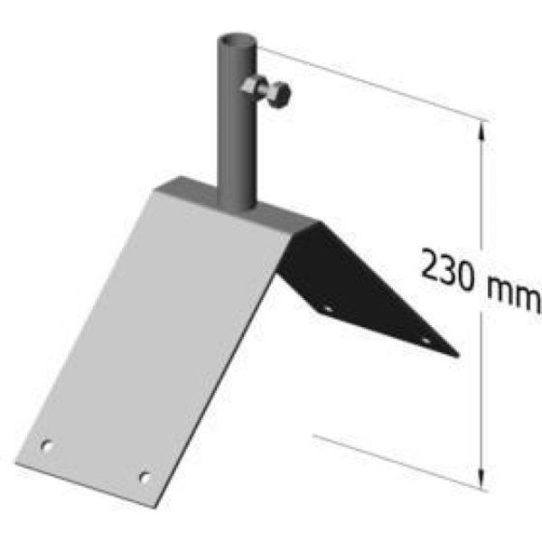 Крепление для двускатной крыши