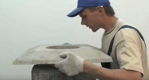 Доборные элементы керамического дымохода