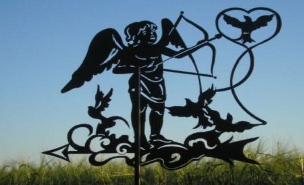 Флюгер-ангел