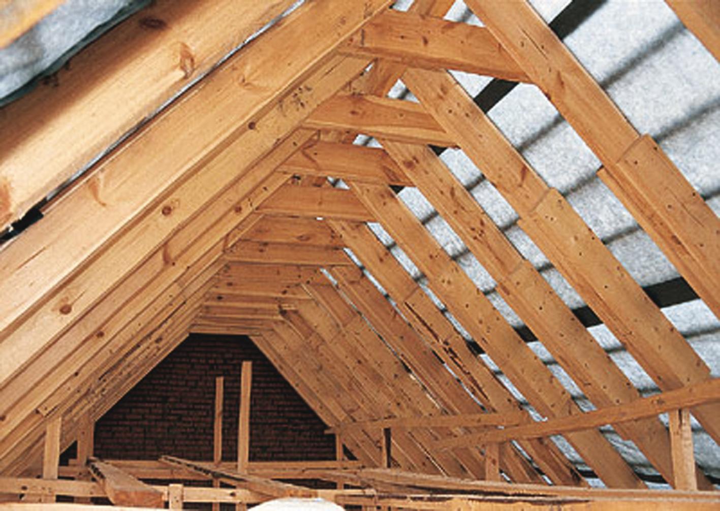 Строительство деревянной крыши своими руками 14