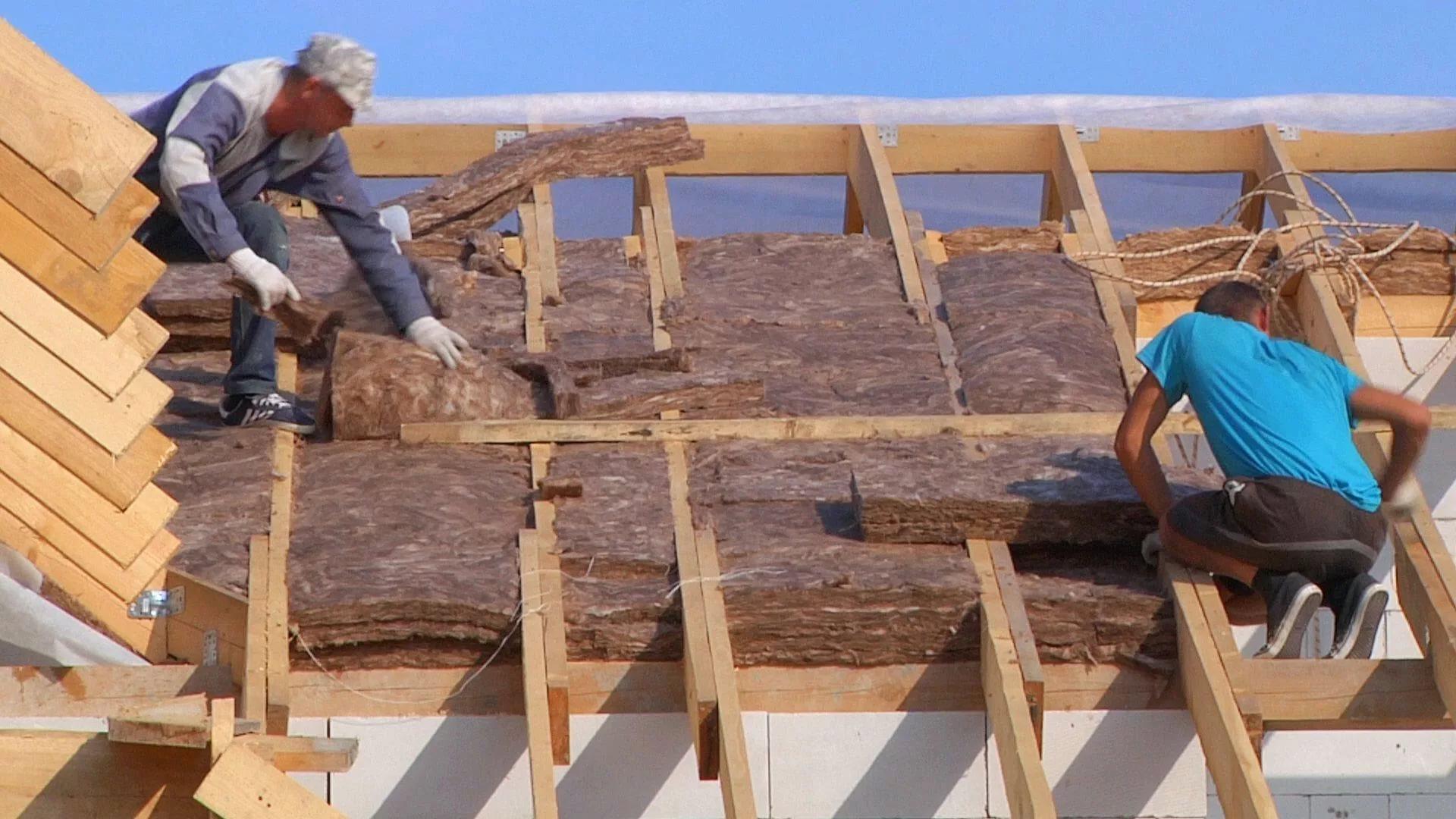 Видео-урок крыша на даче своими руками