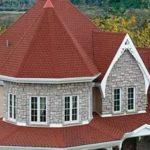 Сложная шатровая крыша