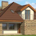 Шатровая крыша с мансардой