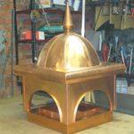 Оригинальный куполообразный колпак