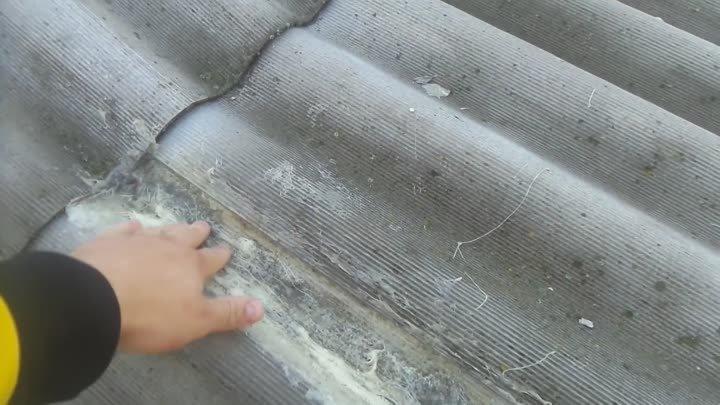 Ремонт старой крыши в деревянном доме своими руками 8