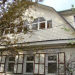Четырёхскатная крыша дома