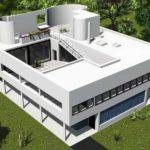 Проект здания с плоской крышей