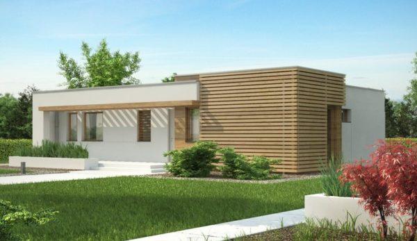 Жилой дом в стиле хай-тек
