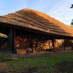 Крыша уступами