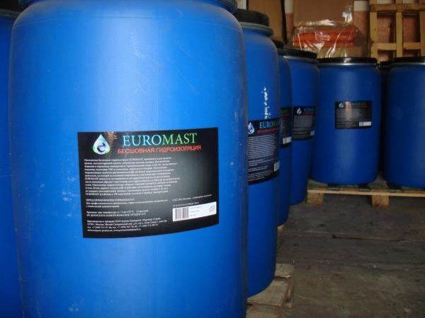 Жидкая резина Euromast plus