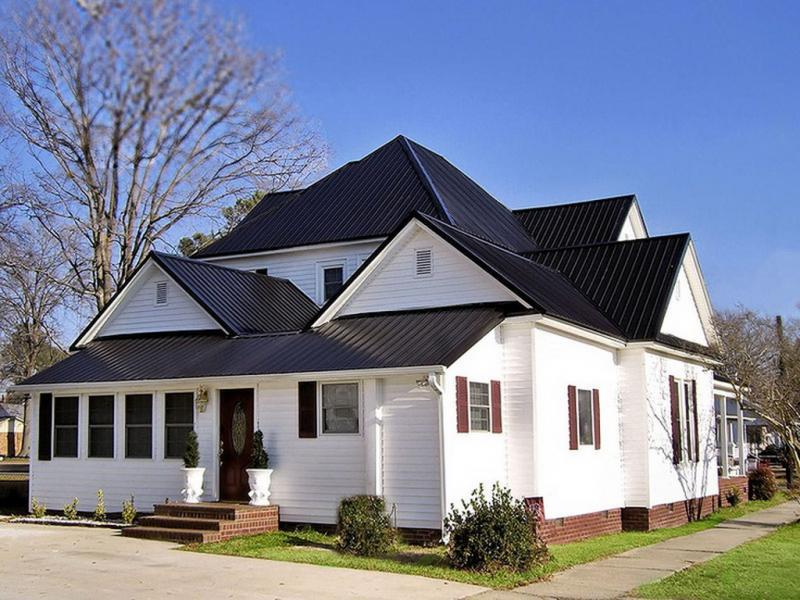 Материалы покрытия крыш