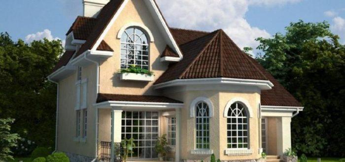 Особую популярность приобрели двухэтажные дома. Они позволяют рационально использовать площадь участка. При этом в роли второго этажа может выступать мансарда.