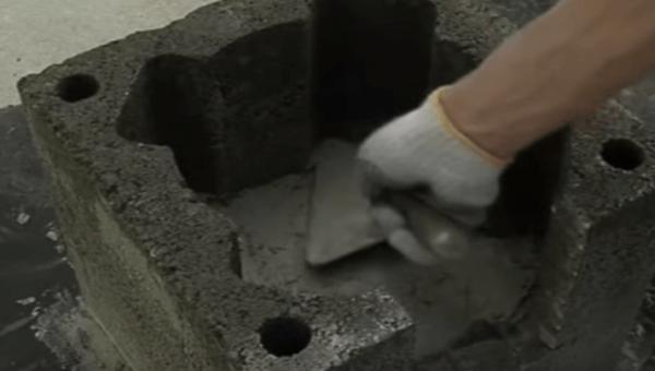 Монтаж керамического дымохода