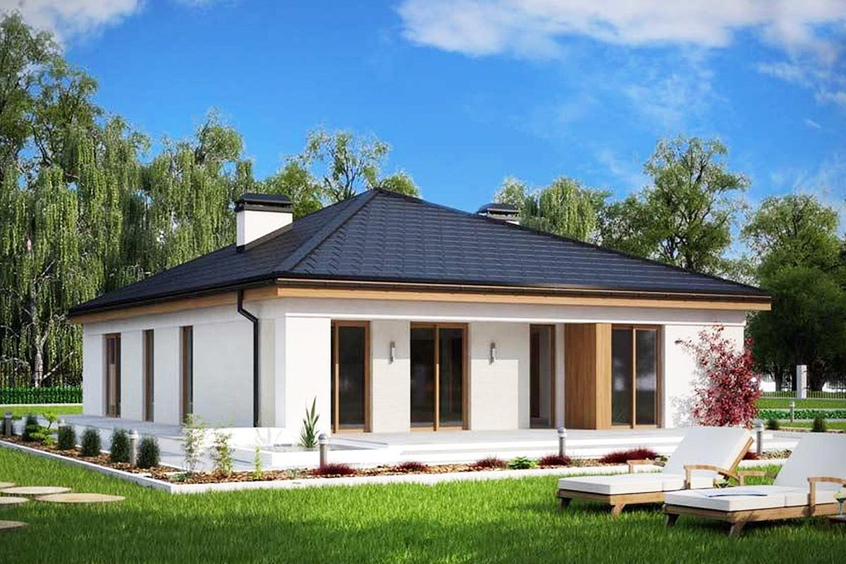 Вальмовые крыши