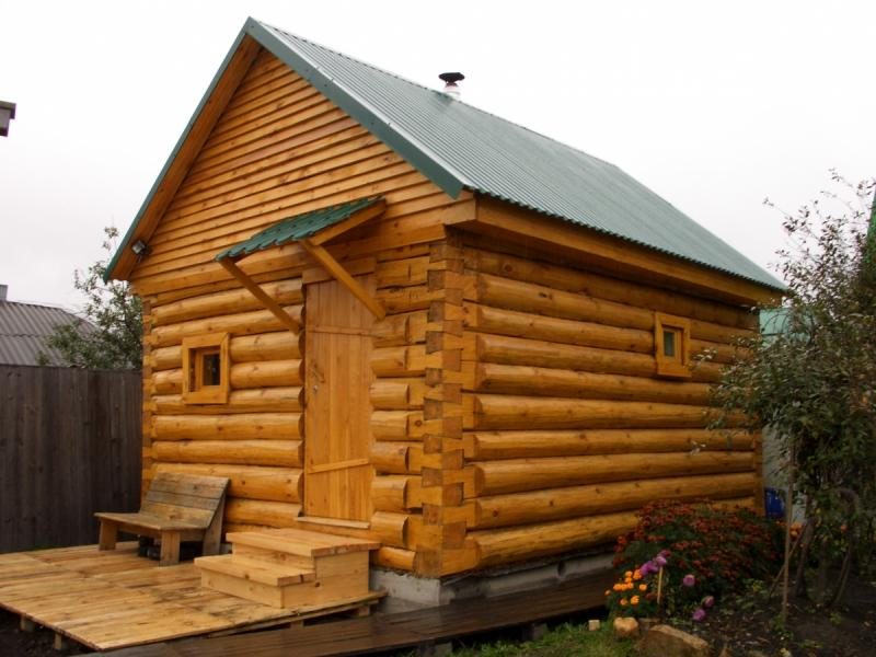 Как построить крышу бани своими руками: советы мастеров
