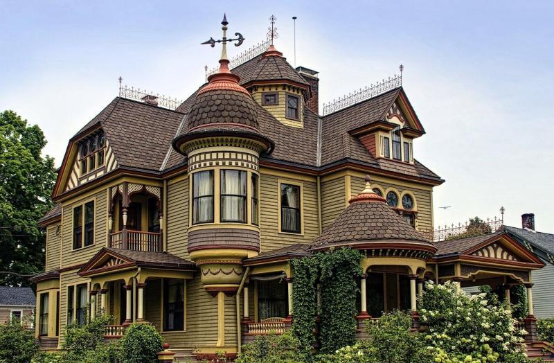 Проекты крыш домов